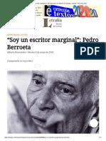 Pedro Berroeta
