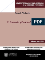 Economía y CCSS