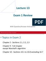 Lecture13__Exam1_Review