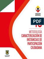 18_ Metodología para la caracterizacion de instancias de participacion ciudadana.pdf