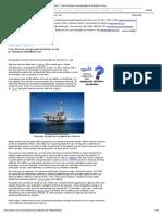 HowStuffWorks - Como funciona a prospecção de petróleo no mar