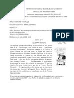 GRADO 10 SOCIALES SEGUNDA GUERRA MUNDIAL