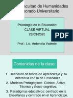 Clase virtual 28.03.20