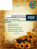 RESUMEN CRITICO- OBLIGACIONES CONTADOR (TERCERA SEMANA)