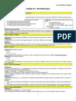 série-révision-4-thème-arithmétique-bac-scientifique