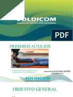 A-5-PRIMEROS AUXILIOS BASICOS - noviembre  2019