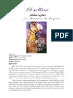 Jeffries, Sabrina - Duke Dynasty 02 - The Bachelor