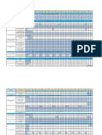 Cronograma plan de manejo ambiental