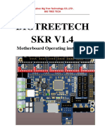 BTT SKR V1.4 Instruction Manual