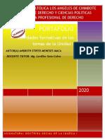 Portafolio I Unidad -2020 SECCION A