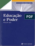Apple, Michael Educação e Poder.pdf
