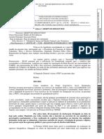 Decisão sobre pedido de registro fotográfico na Papuda