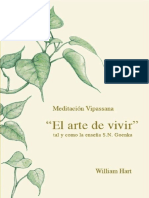 El Arte de Vivir Meditacion Vi - William