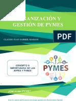 PYMES - administracion empresarial