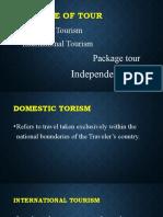 tourism 1