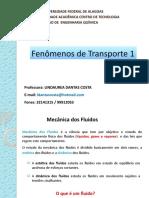 Aula 02-FT1-Prop. dos fluidos