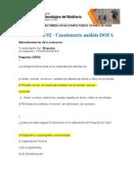 AP1-AA1-EV02 cuestionario de analisis DOFA