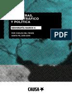 Balaceras, narcotrafico y política - Carlos del Frade
