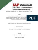 TESIS        Margaret  Palacios Gonzales AL 100 % 12 NOVIEMBRE 2019