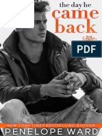 The Day He Came Back - Penelope Ward