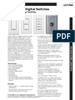 Data Sheet - GreenMAX Digital Switches