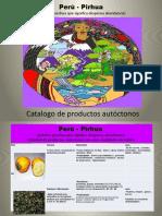 Catalogo de productos CH
