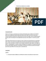 PROYECTO LAS DANZAS DE LA COLONIA DE CUARTO