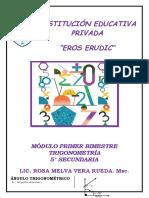 MODULO I SECUNDARIA TRIG 5° 2020