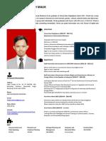 Curriculum Vitae Mukhammad Fitrah Malik FINAL 2