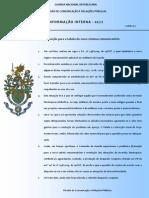 DCRP-Boletim de Informação Interna 02-11