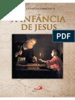 A infância de Jesus - Ana Catarina Emmerich