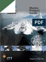 Jabsco Marine Product Guide 2006