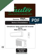 notice-installation-climatiseur-monosplit-rsg-9-12-lec-sauter