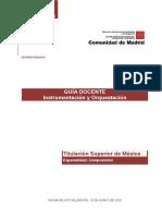 Instrumentación y Orquestación-ComposiciónRCSMM