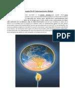 2. Alternativas al Calentam Global