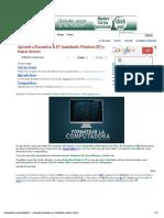 Aprende a Formatear la PC (instalando Windows XP)