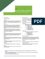 Jetson Xavier NX Data Sheet v1.3