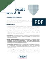 IPS Datasheet - Stonesoft