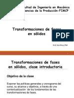 CLASE 1 y 2. INTRODUCCIÓN A LAS TRANSFORMACIONES D EFASES EN SÓLIDOS.pdf