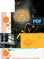 01. Efficiency of Juice Clarifier (Atif Sattar)
