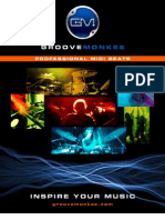 Groove Monkee Supplemental Mappings