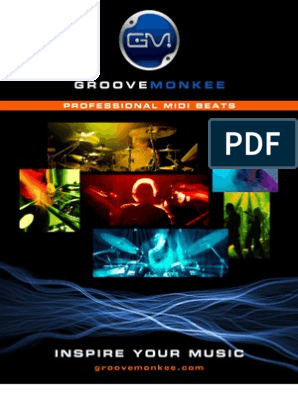Groove Monkee Supplemental Mappings | Drum Kit | Music