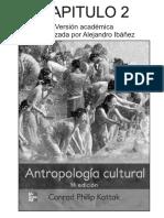 Antropología Cultural - Kottak -14 edición_Cap 2
