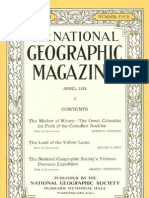 National Geographic 1925-04