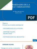 MEHU130_U1_T24_Enfermedades de la Pleura y Mediastino