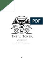 Andrzej Sapkowski - The_Witcher