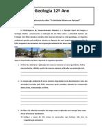 Guiao de video_Atividade mineira de Portugal_Geologia12