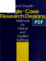Single Case Research Designs Methods For Clinical And Applied Settings by Alan E. Kazdin (z-lib.org).pdf