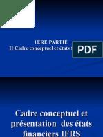 P1-II)Cadre concep et etats finan