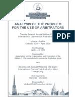 27th Vis Moot Arbitrator Analysis.pdf